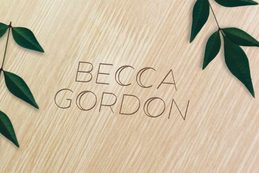 Becca Gordon Branding + Web Design
