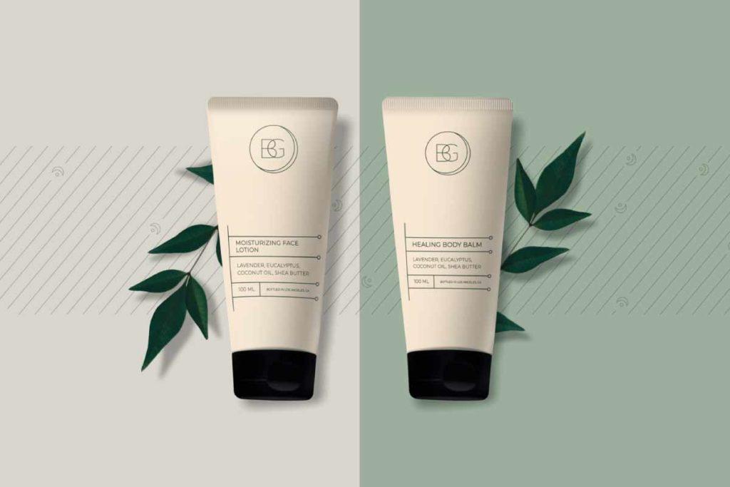 Becca Gordon Product Packaging Design   Lindsay Goldner @ No Fonts Given Co