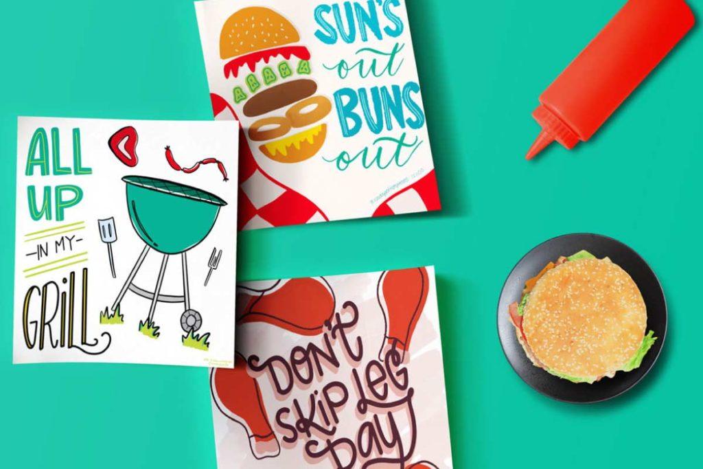 100 Days of Tasty Treats Posts 3   Lindsay Goldner - No Fonts Given Co