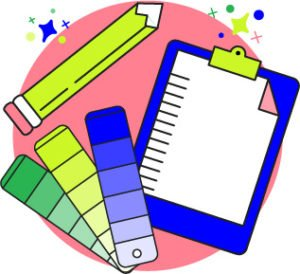 Branding Icons/Spot Illustration   Lindsay Goldner - No Fonts Given Co