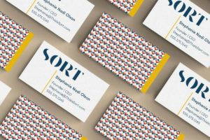 SORT Branding | Lindsay Goldner - No Fonts Given Co