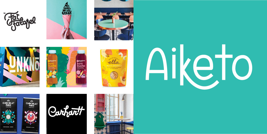 Aiketo Branding and Moodboard