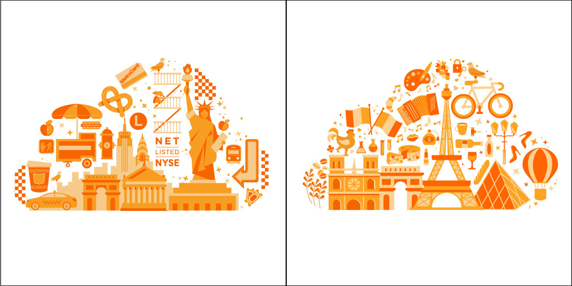 Cloudflare City Clouds –No Fonts Given